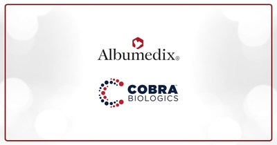 Albumedix COBRA Logo