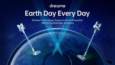 Earth Day 2021: Dreame Continues Earth-Protection Initiatives with its Sustainable Solutions