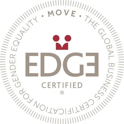 EDGE Certification Logo (PRNewsfoto/EDGE)
