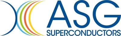ASG Superconductors logo