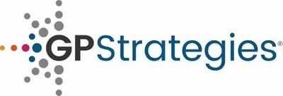 GP Strategies Corporation logo.