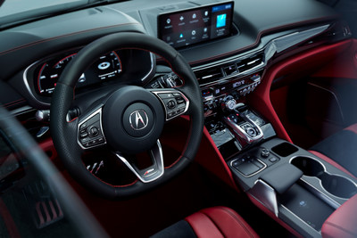 Arrival of Fourth-Generation Acura MDX Yields New All-Time Monthly Sales Record