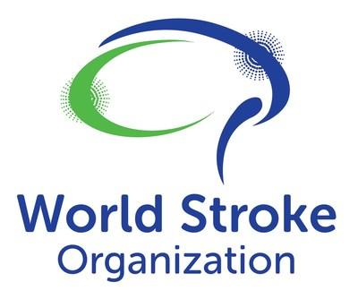 World Stroke Organization Logo (PRNewsfoto/World Stroke Organization)