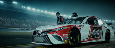 "Toyota Racing lanza cortometraje titulado ""The Dream"". (PRNewsfoto/Toyota Racing)"
