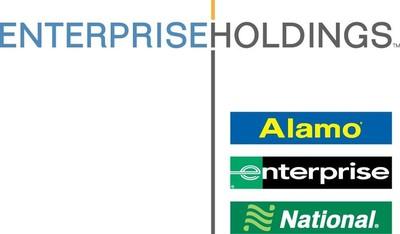 Enterprise Holdings Corporate Brands Logo. (PRNewsfoto/Enterprise Holdings)