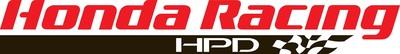 Honda Racing HPD Logo. (PRNewsFoto/Honda Performance Development, Inc.) (PRNewsFoto/HONDA PERFORMANCE DEVELOP...)