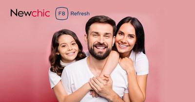 Newchic, minorista de la moda por oferta digital, se asocia con Facebook para ofrecer un servicio al cliente más cómodo y personalizado a través de Login Connect con Messenger (PRNewsfoto/Newchic Company Limited)