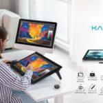 Huion anuncia tres Pen Displays de 23,8 pulgadas, incluido el Kamvas Pro 24(4K)