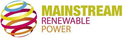 Mainstream Renewable Power Logo
