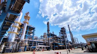 Sinopec Launches China's First Megaton Scale Carbon Capture Project.